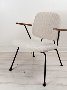 Ikonocraft // Easychair – W.H Gispen design for Kembo, Holland 1954.